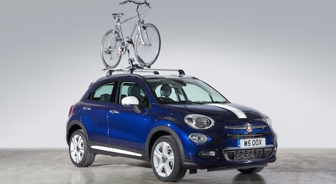 Fiat launches new accessories for 500X