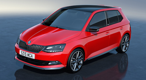 New Monte Carlo model to join the Fabia range
