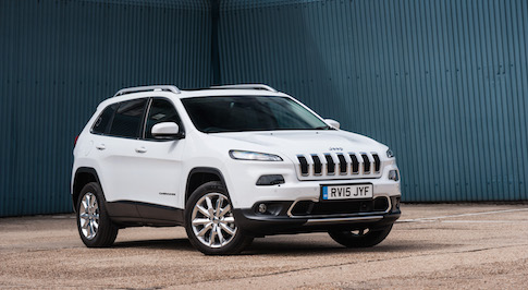 New diesel engine for popular Jeep Cherokee