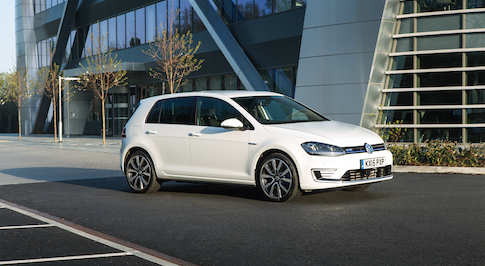 Volkswagen Golf GTE wins Green award in BusinessCar Techies award