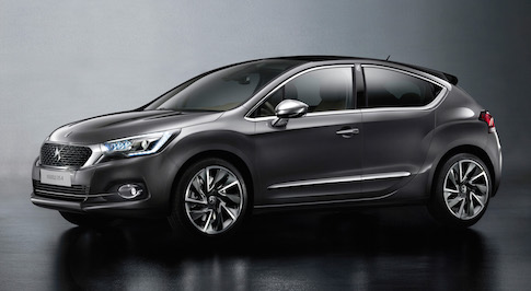 DS Automobiles reveal new DS 4 and DS 4 Crossback