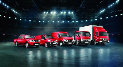 New Nissan Manufacturer's warranty for Light Commercial Vehicles