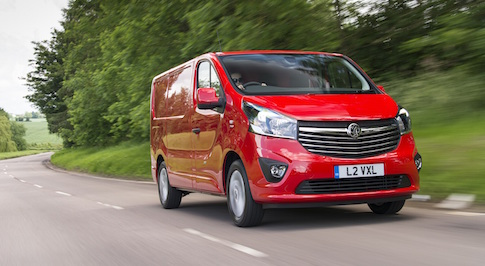 Top honours for Vauxhall's Vivaro at this year's Commercial Fleet Awards