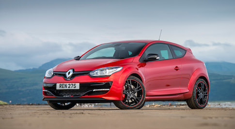 New Mégane Renaultsport versions unveiled