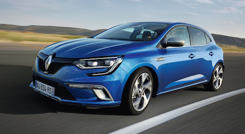 New Megane is Renault's star attraction at Frankfurt Motor Show