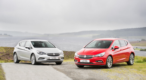 All-new Vauxhall Astra featuring Onstar technology in showrooms from October