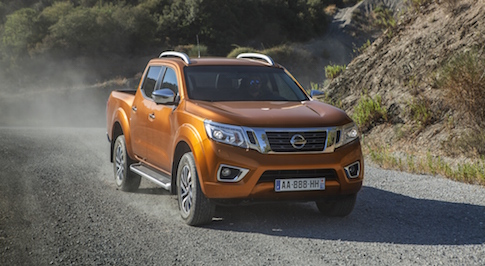 New Nissan NP300 Navara to redefine one-tonne pick-ups