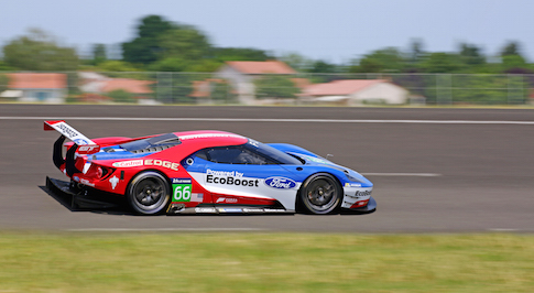 Ford GT race car to make EU debut at Silverstone next April
