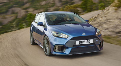 'Warts and all' documentary shows all-new Ford Focus RS's development process