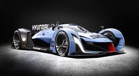 Hyundai show passion for performance with 'N-brand' reveal at Frankfurt