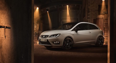 New SEAT Ibiza CUPRA offers outstanding performance