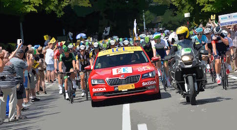 SKODA sponsoring this week's Tour of Britain for fourth year