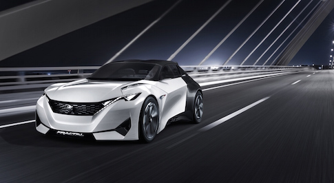 Peugeot to reveal concept car and updated technologies at Frankfurt Motor Show