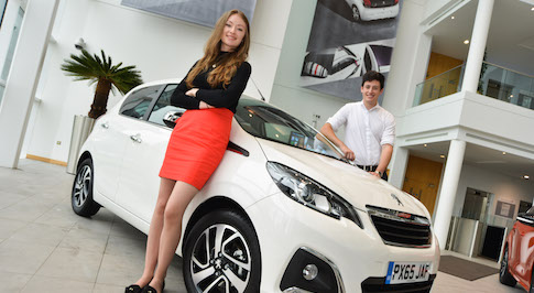 Peugeot 108 TOP! Cabrio promises to be perfect year-round convertible
