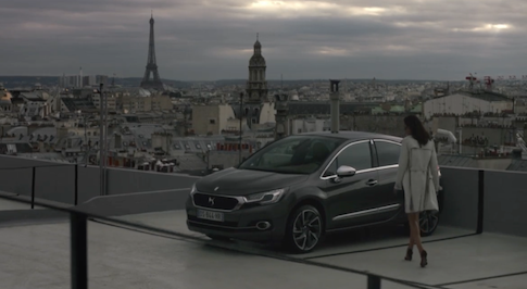 Teaser film revealed by DS Automobiles ahead of DS 4 and DS 4 Crossback launch