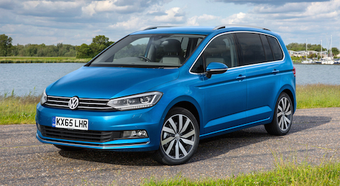 Volkswagen's all-new Touran promises increased interior space and efficiency