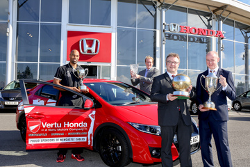Vertu Honda keeps Newcastle's basketball team on the road to success