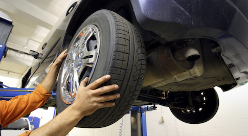 Drivers advised to check their tyres as winter approaches