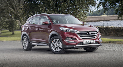 All-new Hyundai Tucson achieves five-star safety rating