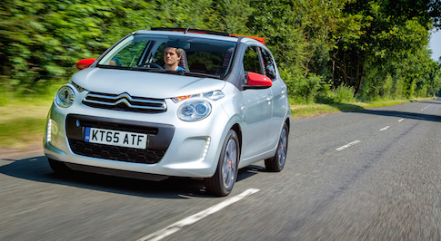 Citroen's city car credentials recognised at GreenFleet Awards