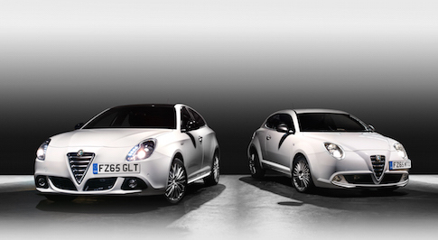 Alfa Romeo announce upgraded specifications for its MiTo and Giulietta ranges