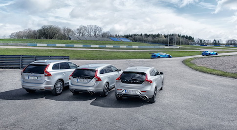 Volvo expands Polestar optimisation program to include T4, D4 engines.