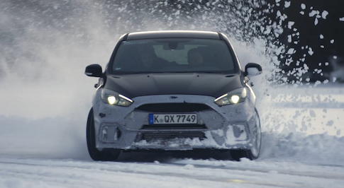 Ford release episode 5 of behind the scenes Focus RS documentary, entitled Arctic Extremes