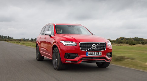 Volvo launches XC90 R-Design