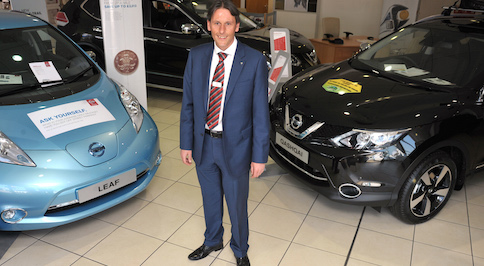 Ilkeston Bristol Street Motors dealership wins national customer service award