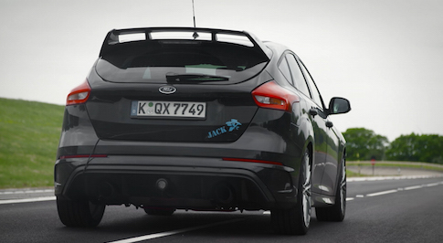 'Power Struggle' features in 6th episode of Ford Focus RS documentary