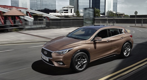 Record sales streak for Infiniti continued with 14th consecutive best month for brand