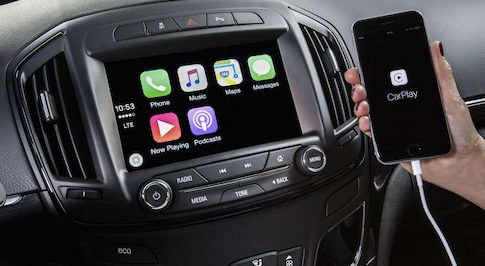 Onstar and Apple CarPlay now available on Vauxhall's Insignia