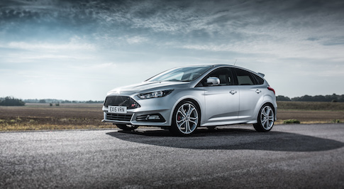The new Ford Focus ST's demand more than doubles as diesel powershift debuts
