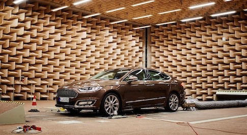 New Ford technology will cancel unwanted road noise