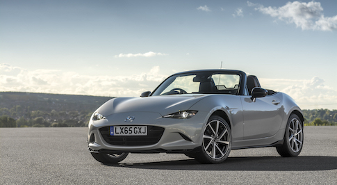 Mazda reveals new Mazda MX-5 Sport Recaro Limited Edition