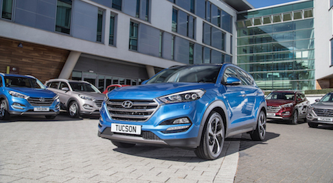 Hyundai celebrate milestone in unique way