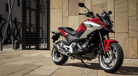 Honda reveals updated range at EICMA
