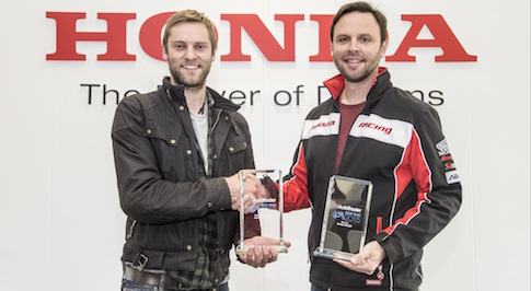 Auto Trader Awards for Honda's trusty commuters