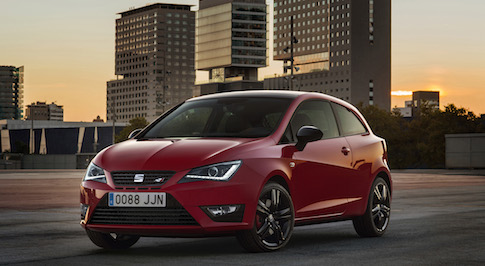 The new SEAT Ibiza Cupra has been revealed