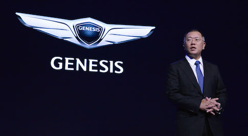 Hyundai announce luxury brand 'Genesis' that will deliver six models by 2020