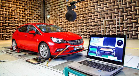 Vauxhall explains how it keeps the quiet in the new Astra's cabin
