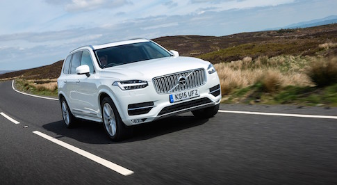 Volvo does the double with wins for XC90 at Fleet and Chauffeur awards