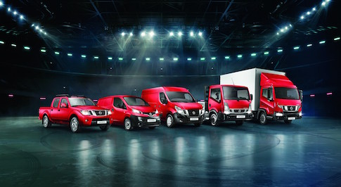 Nissan's LCV manufacturer warranty wins Editors Choice award at What Van? Awards