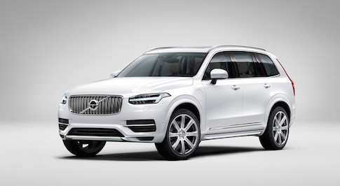 Volvo XC90 T8 scoops Car of the Year award at Stuff Gadget Awards 2015