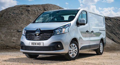 Renault Trafic scoops What Van? 'Best Medium Van of the Year' award