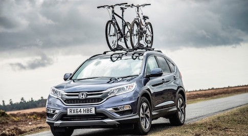 Honda to showcase adventurous models at Triathlon Show: London 2016