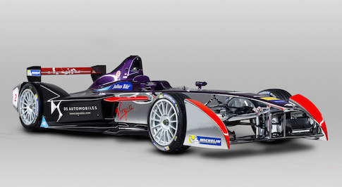 DS Virgin Racing set to storm Uruguay