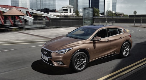 Infiniti concludes 2015 with a new global sales record