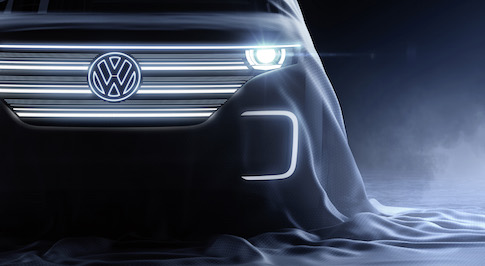 Volkswagen to showcase future initiative at the Consumer Electrics Show 2016