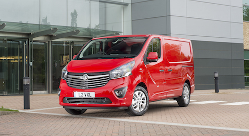 Top award for both current and previous generation of Vauxhall's Vivaro